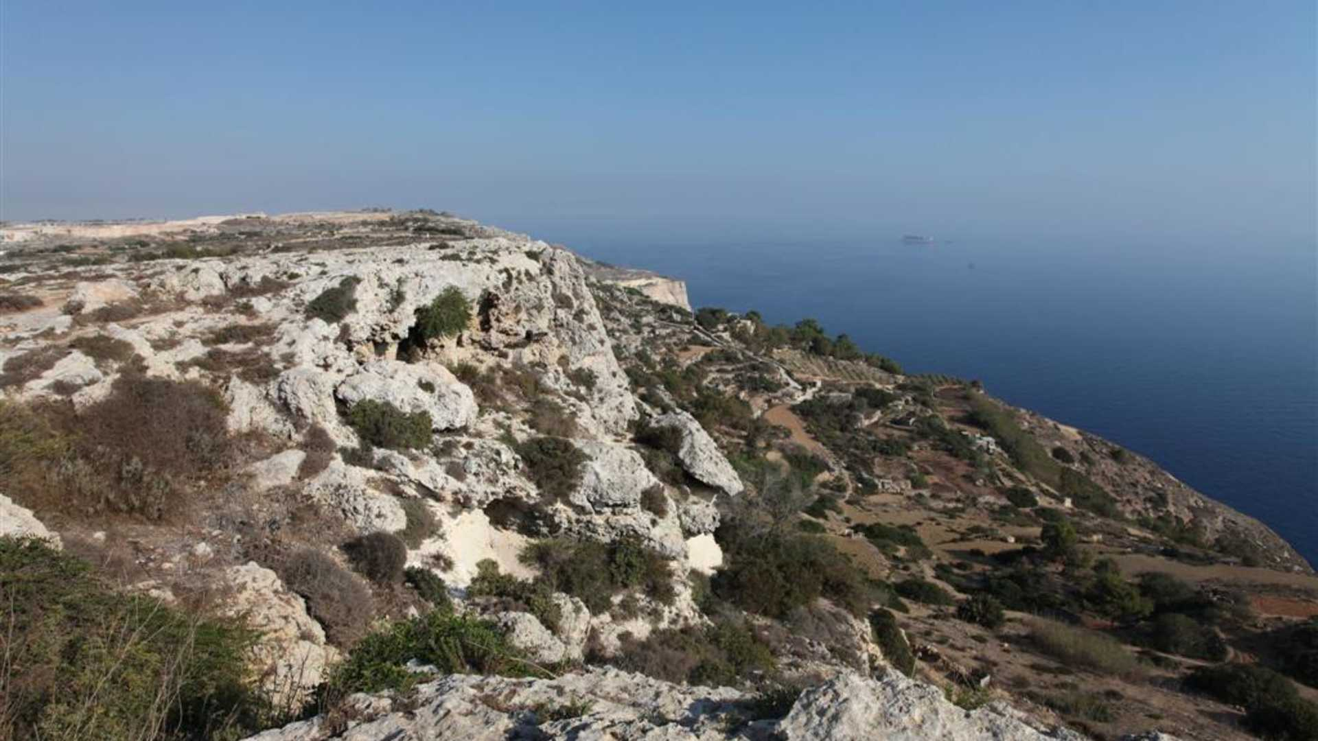 Sudika Dingli Cliffs