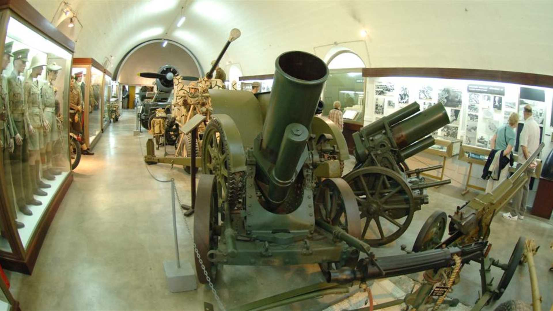 Malta at War Museum, Courve Porte, Vittoriosa