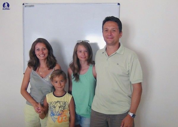 Family English Course