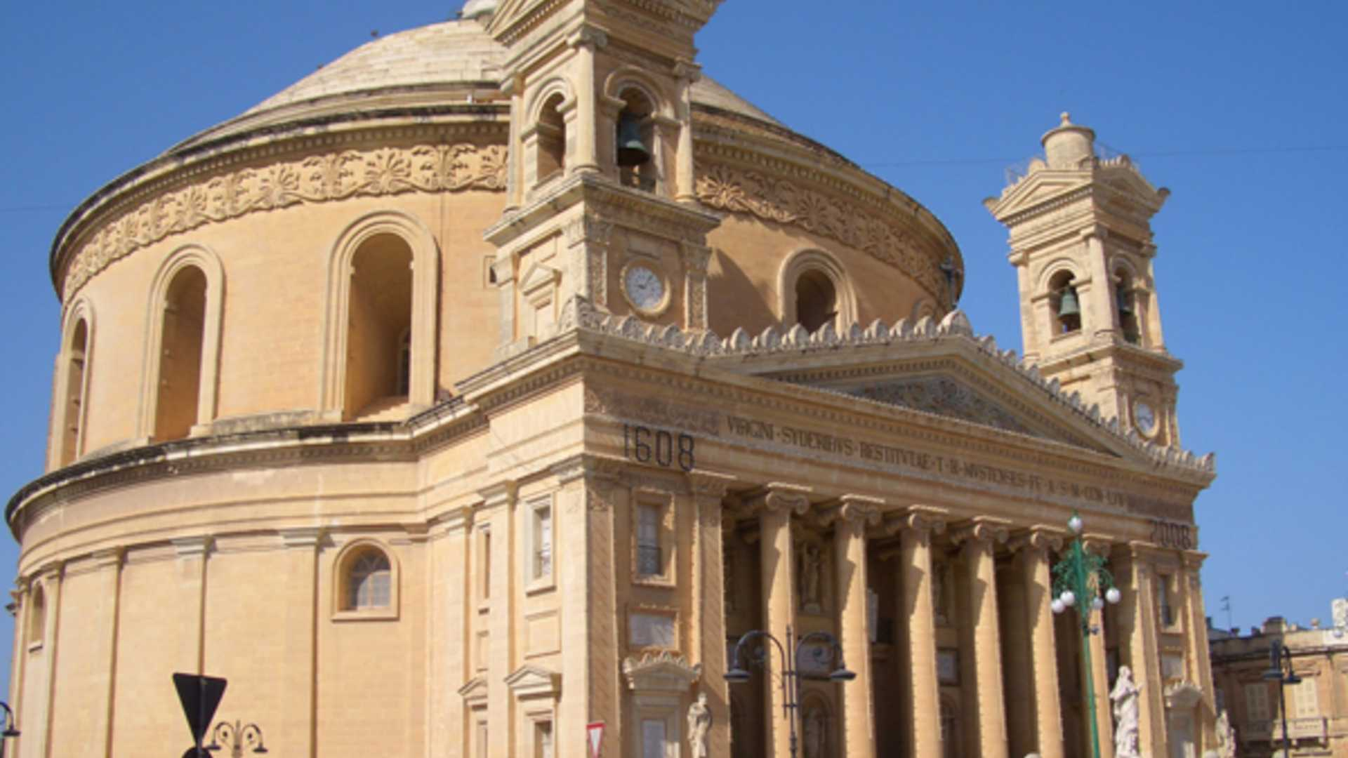 Mosta's Church and Dome