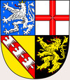 Saarland's coat of arms